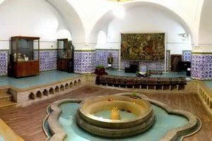 حمام تاریخی Pahne