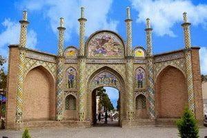 دروازه قلعه