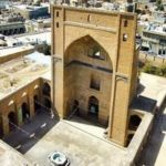Masjid-e-Jamé (La grande Moschea) della città di Semnan
