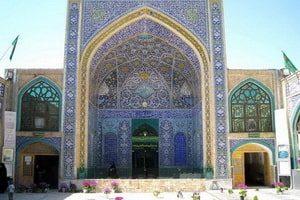 इमामज़ादे याह्या का तीर्थ