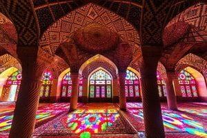 Nasir ol Molk-Moschee