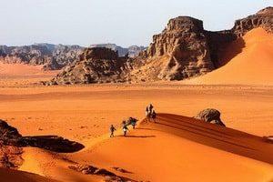Пустинята на Лут