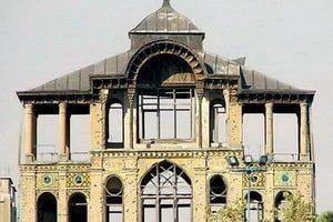 Saltanat Abad Palace