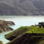 Jezero jezera Latiān