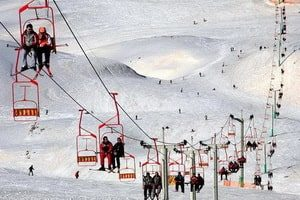Tochal bjerge og skisportssteder