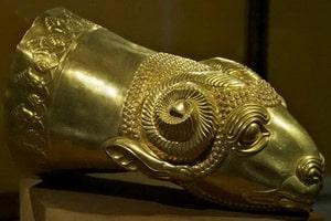 Tehrān-Museo Rezā Abbāsi Kāshāni