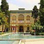Pallati Golestan