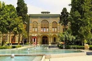 Палац Голестан