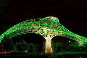 Tahran-Ponte Tabisi