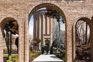 Tehrān-Torre Toqrol(Khalifeh Yazid)