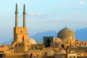 Yazd James Masjid-e-(The Great Mosque)
