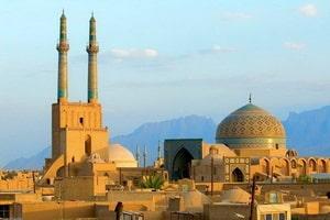 मस्जिद-ए-जेम यज़्द (द ग्रेट मस्जिद)