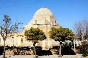Le mausolée de Pir Ahmad 'Zahr-Nush'
