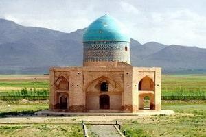 Храм пролећа Хасана Кашија