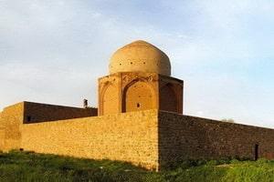 Le bâtiment historique de Chelpi Oughli