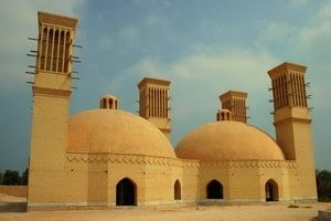 city ​​of Yazd