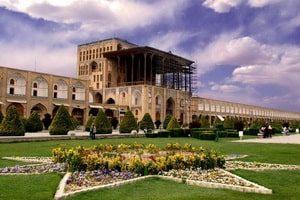Дворец Али-Капу