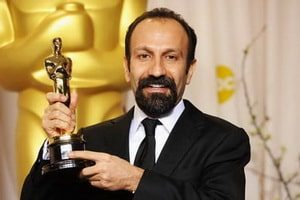 Asghar Farhadi, in Iran director et screenwriter