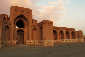 Caravanserai of the Yazd region