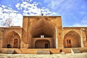 Caravanserai od Shah Abbasa