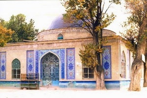 Mausoleo dell'Imāmzādeh Mohammad Akbar