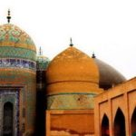 Sheikh Safi-ad-din mausoleum