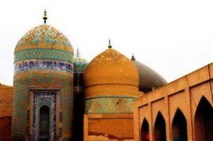Il Mausoleo di Sheikh Safi-ad-din