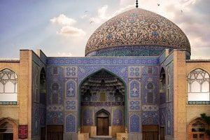 Sheykh Lotfollah džamija