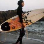 """В Лече кадри от Джулия Фригиери: """"Сърфиране в Иран"""""""