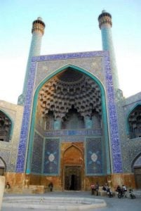 Esfahan - Mezquita Imam