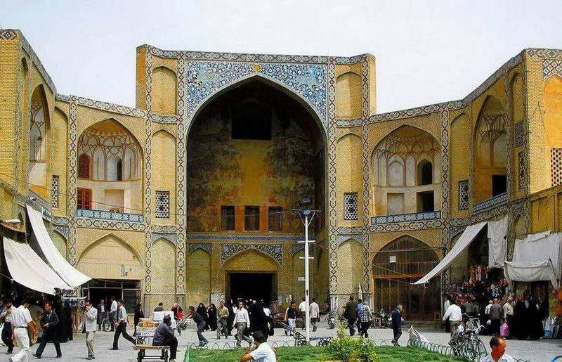 Esfahan - Bazar di Esfahan