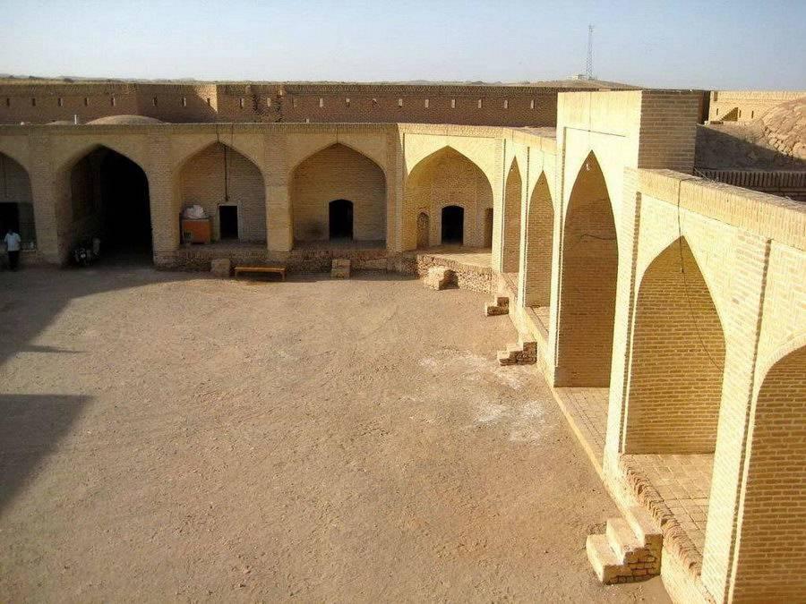 Esfahan - Caravanserraglio Maranjab