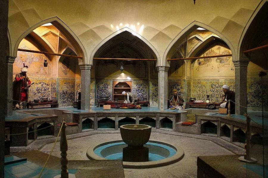 Esfahan-HAMMAM SHEYKH BAHA'I