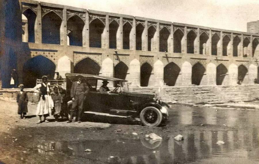 এসফাহান - পোল ই খাজু