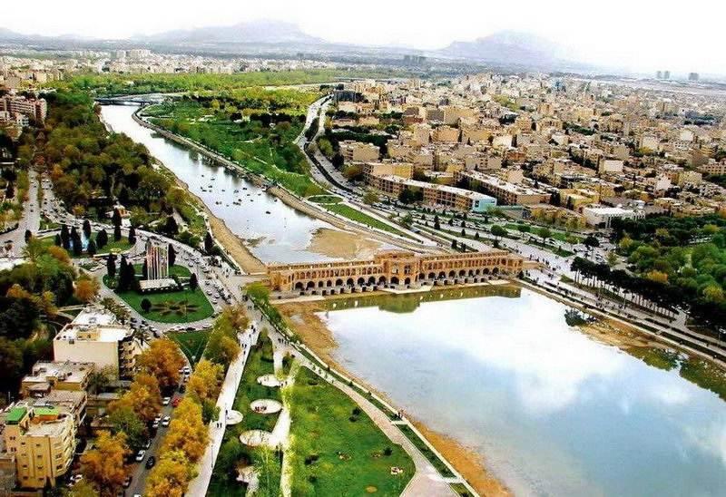 Esfahan - Pol E Khaju