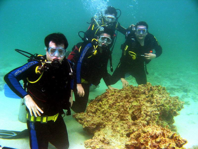 Il Dive Center di Kish