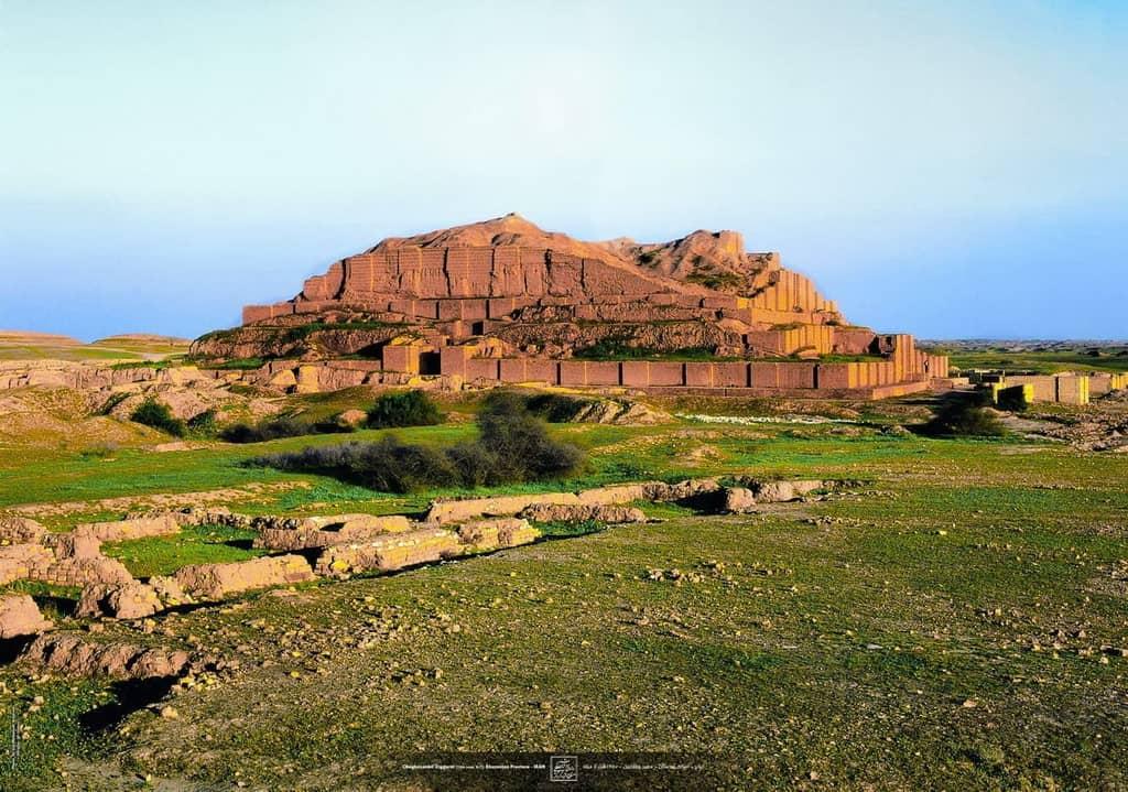 胡齐斯坦省,Choghazanbil
