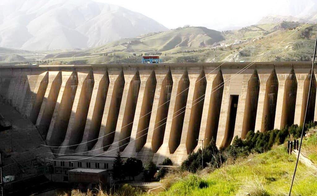 Teheransko jezero Latijanske brane