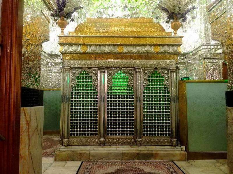 Tehran - Santuario Shah Adbolazim
