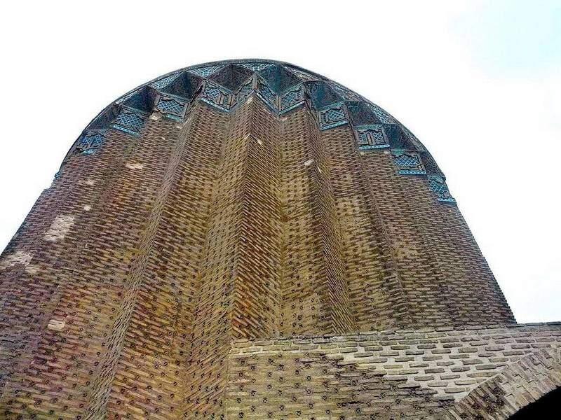 Teheran - Alāeddin-tårnet eller Alā'douleh-tårnet