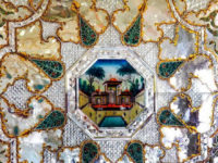 चाहर-महल Bakhtiari,-द-हाउस-के-Dezak -4