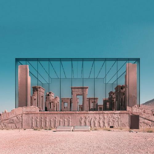 architetto Mohammad Hassan Forouzanfar