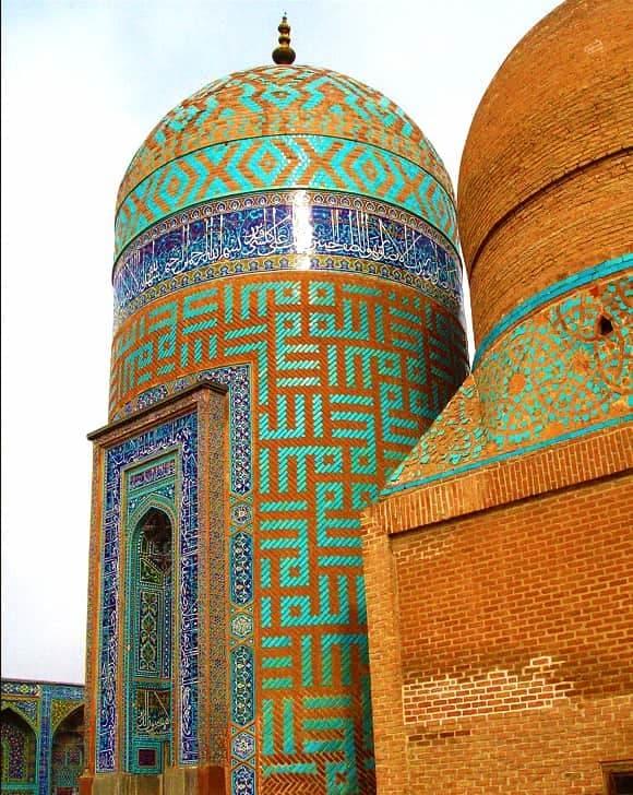 Il Mausoleo di Sheikh Safi-ad-din Ardabili