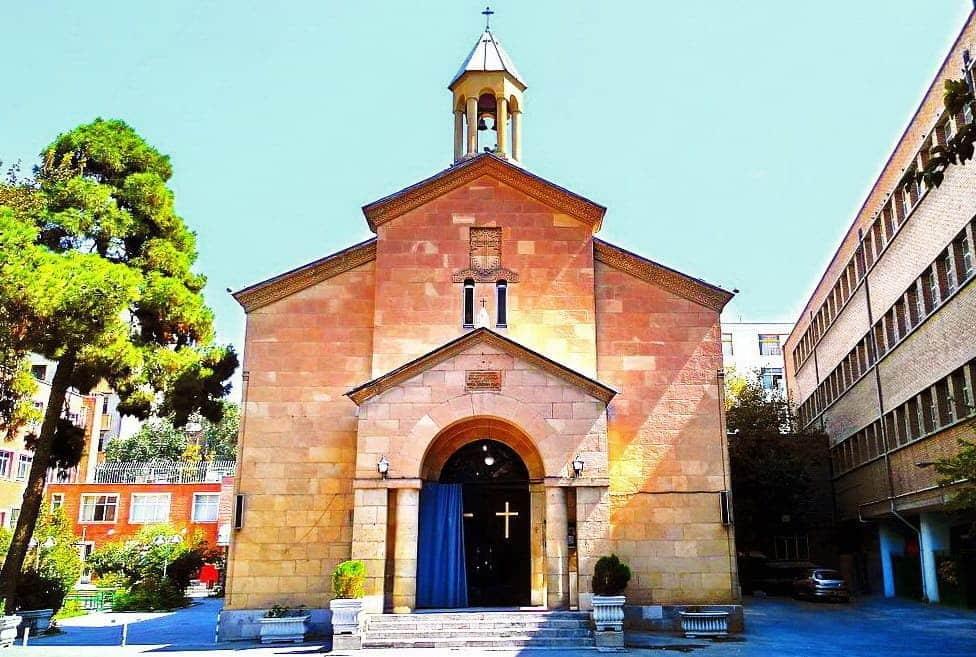 Teheranska crkva Djevice Marije