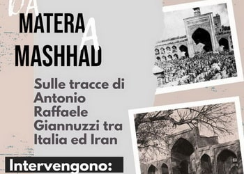 From Matera to Mashhad- Matera 2019 Events