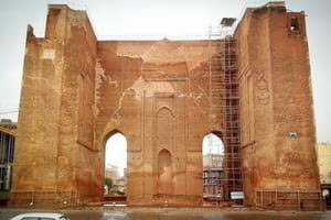 Arg-e Alishah di Tabriz