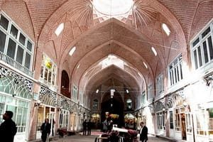 Bazaar As Tabriz