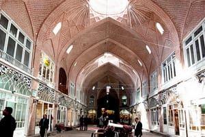Bazar Di Tabriz