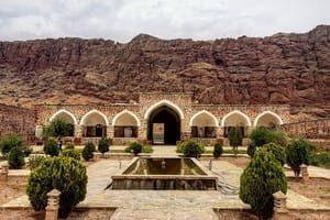 Caravanserai de Khaje Nazar