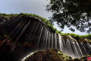 Cascata Asiab Kharabeh di Jolfa